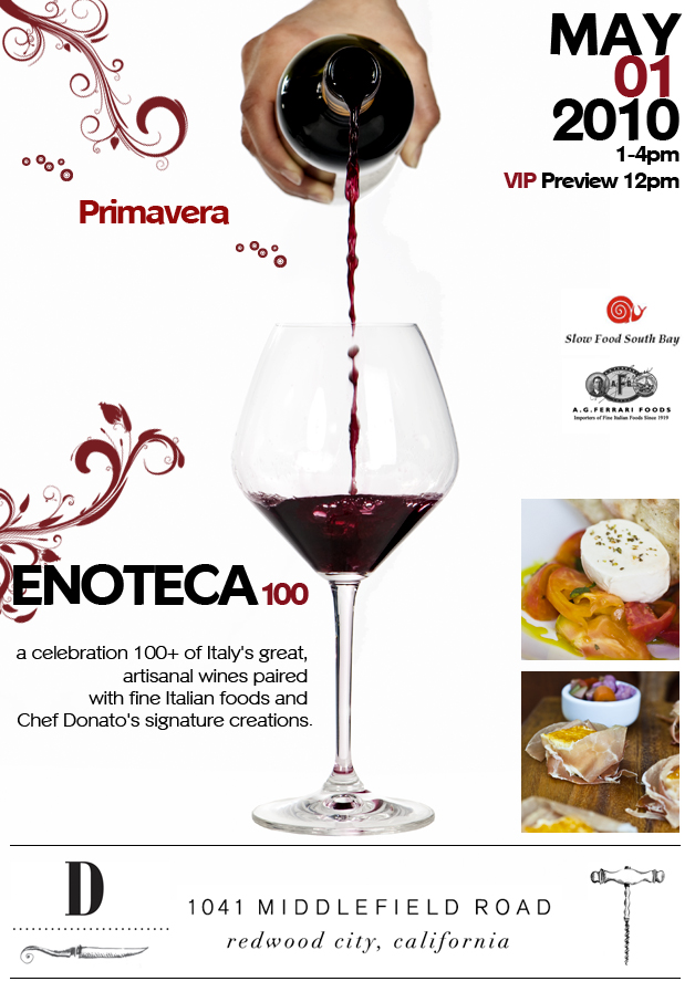 Enoteca 100 Primavera