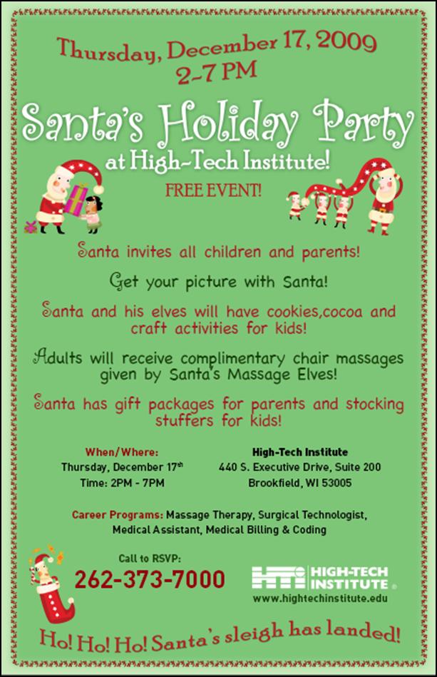Event Details Poster
