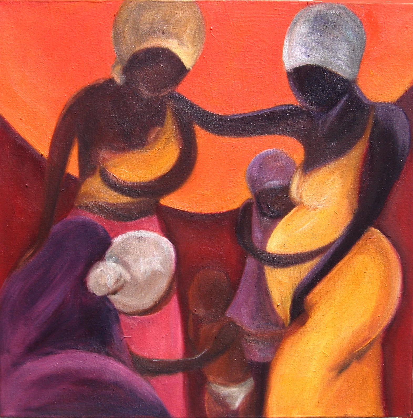 Circle of Women, by Addie Kay Boswell