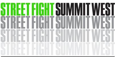 Street Fight Summit West 2013