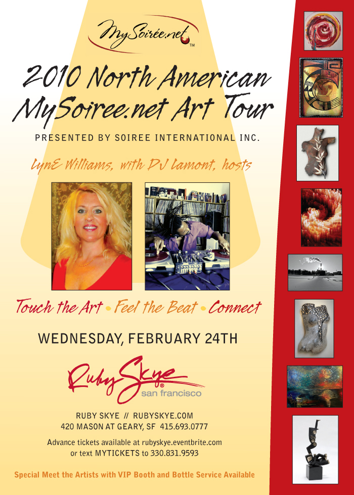 Feb 24th Event Ruby Skye Mysoiree