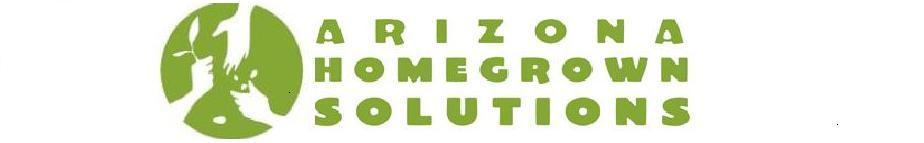 AZ Homegrown Solutions Logo