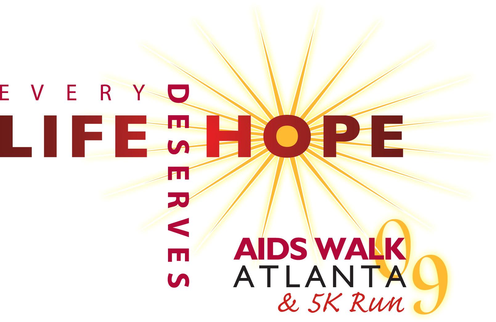 2009 AIDS WALK ATLANTA