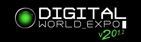 Digital World Expo - Exhibit Hall Pass
