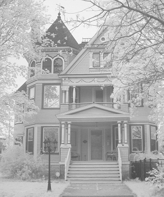 Haunted Janesville Mansion
