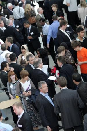 Entrepreneur showcase event