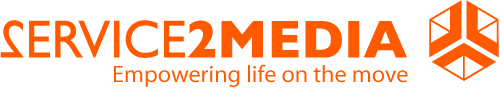 Service2Media Logo