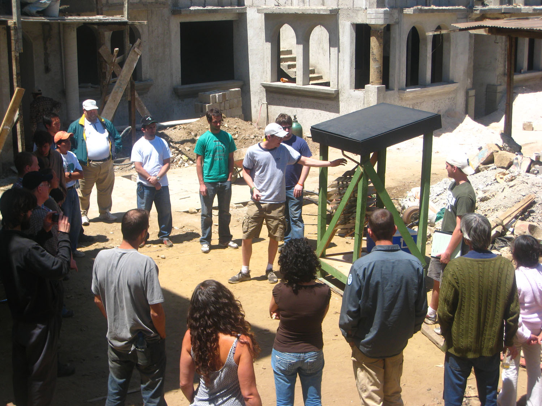 Solar Refrigerator - Michigan State Univeristy at AIDG Guatemala