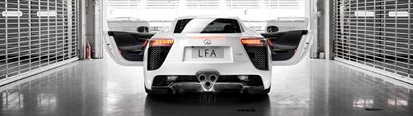 LFA Track Days