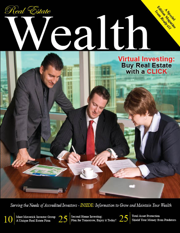 RE Wealth Magazine