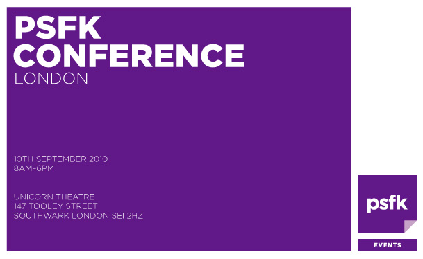 PSFK Conference London