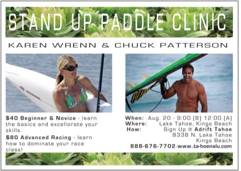 Learn to Paddle with Elite Paddlers  Karen Wrenn & Chuck Patterson