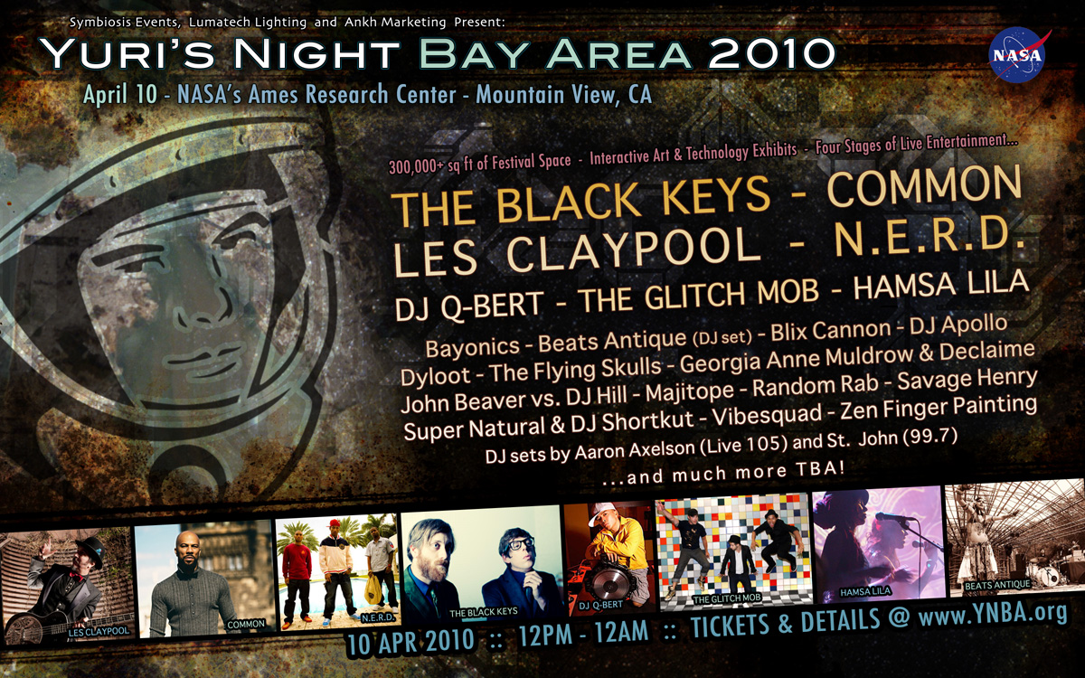 Yuri's Night Bay Area 2010