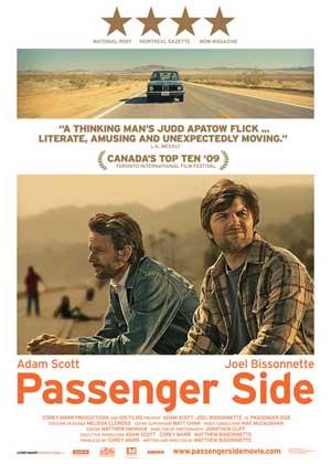 Passenger Side - poster
