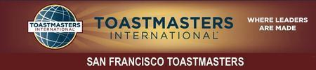 SF Toastmasters Meeting 09/26