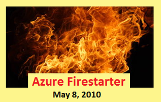 Boston Azure Firestarter