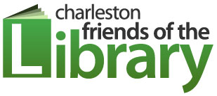Charleston Friends of the Library Logo