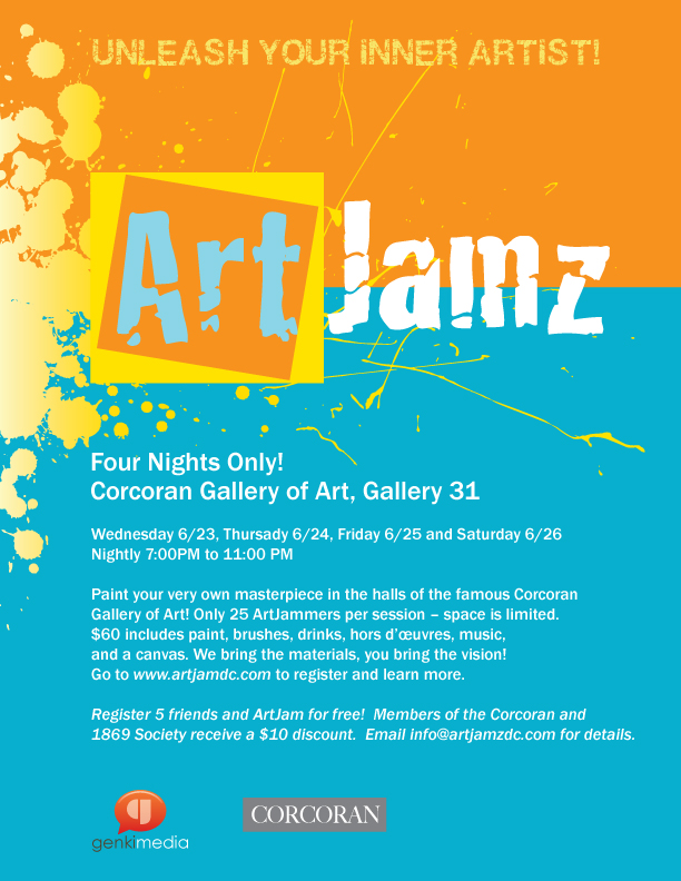 ArtJamz Poster