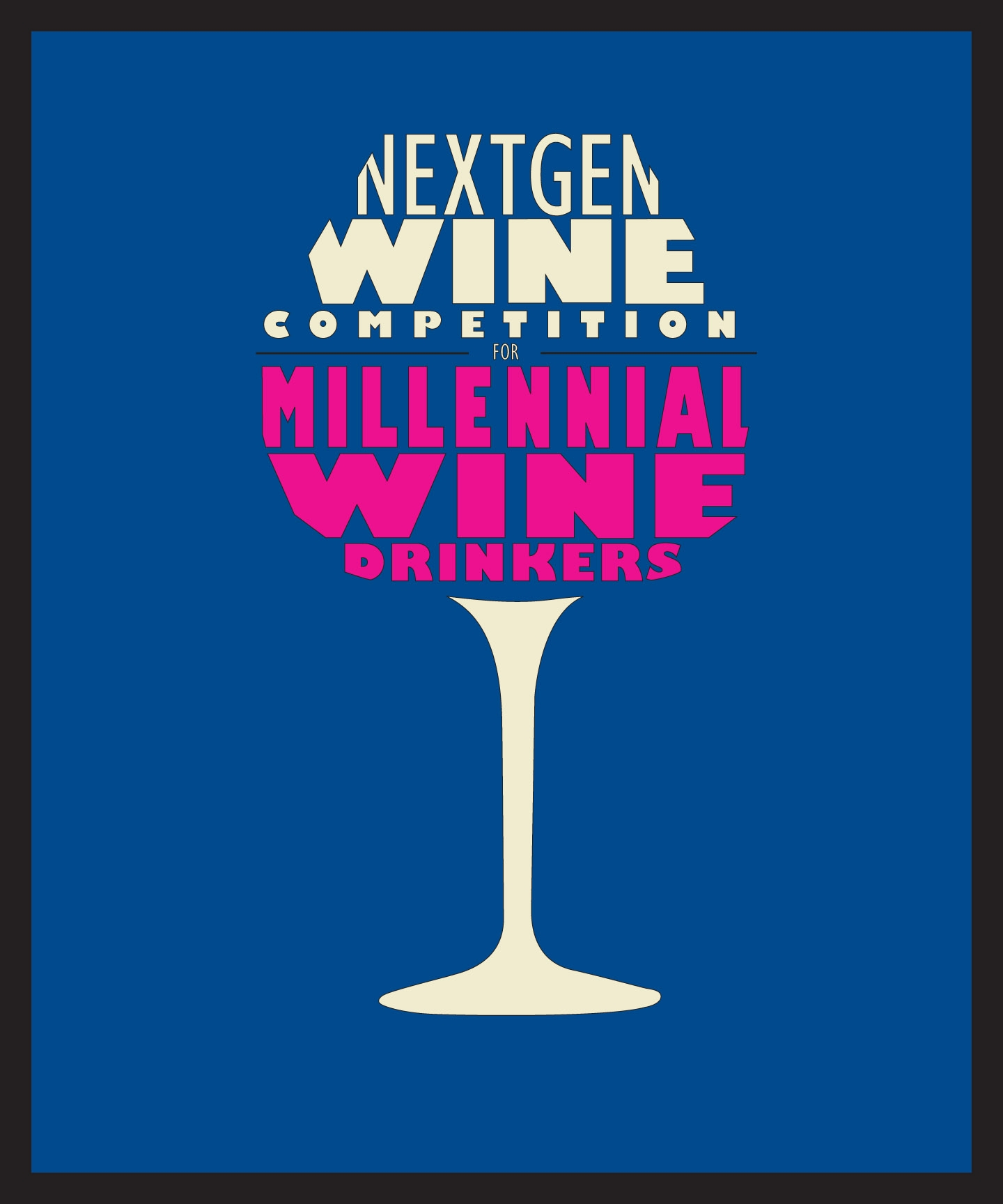 NextGen Wine Competition for Millennial Wine Drinkers Logo