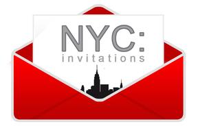 NYC: Invitations