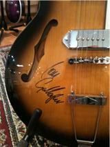 Liam Gallagher-signer Epiphone Casino