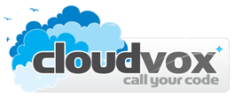 CloudVox logo