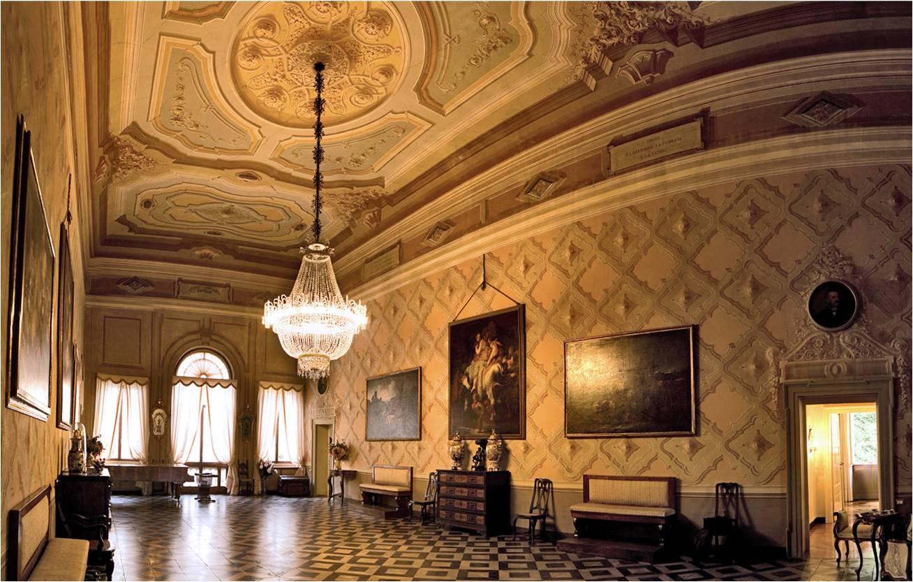 Palazzo Castellani Serminti
