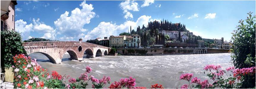 Verona - Adige River