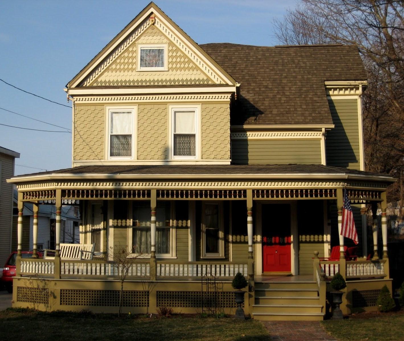 The Brigham House (1889)