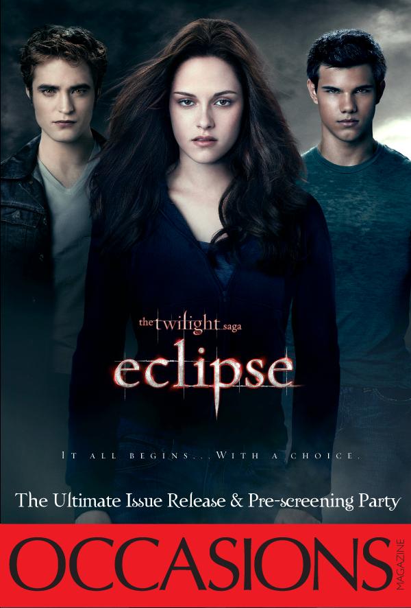 Event Invitation - Twilight