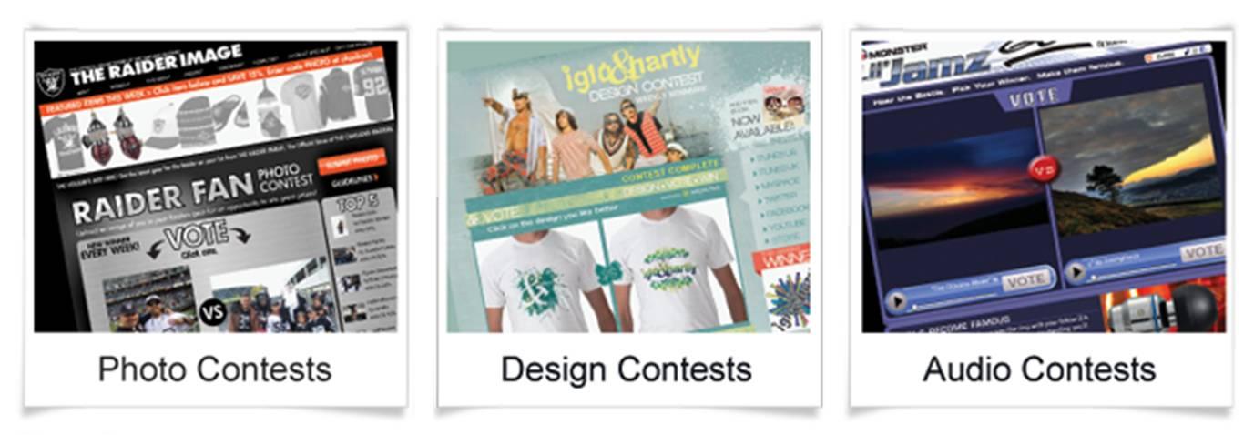 Artistic Hub Contest Images