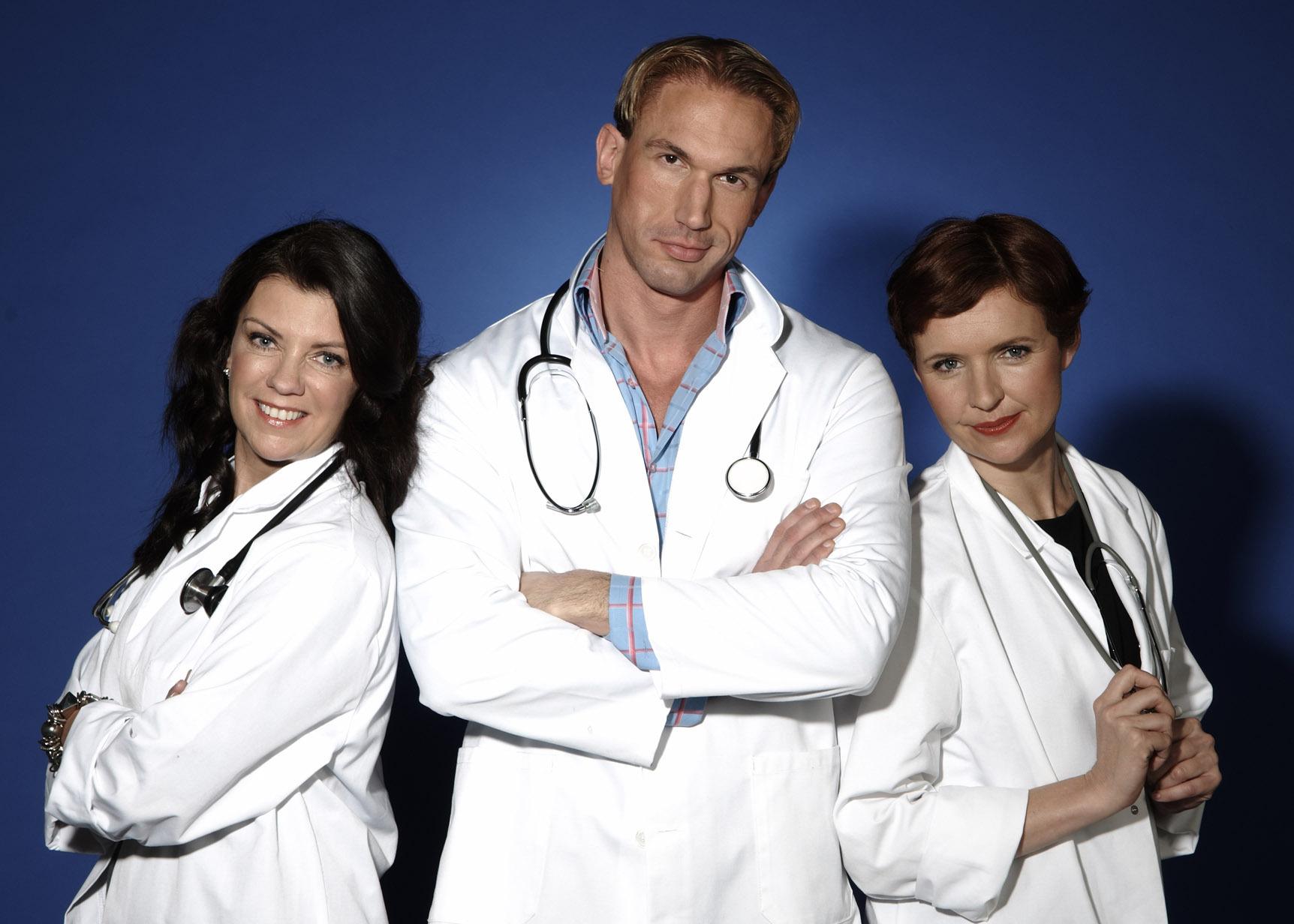 Embarrassing Bodies Doctors