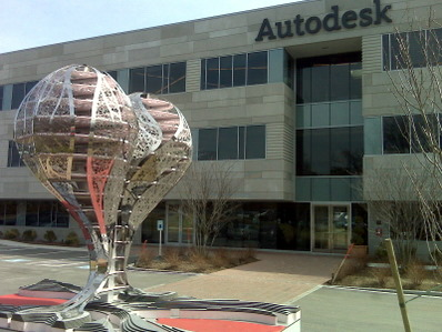 Autodesk in Waltham