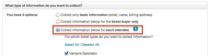 how to change name on eventbrite ticket