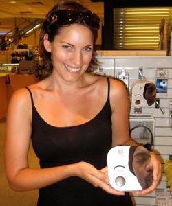 Kirsten Black, Halo Headphones