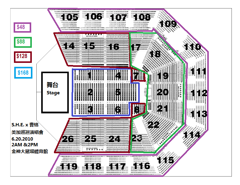 Seating chart for mohegan sun arena moren impulsar co